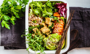 stress boosting foods