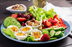 Eggs - stress boosting foods