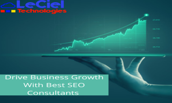 Drive Business Growth With Best SEO Consultants